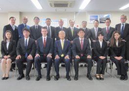 平成31年度入社式開催