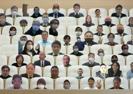 社長年頭挨拶(2021年1月5日)